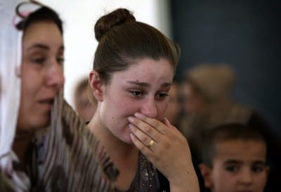 Hundreds Of Women Captured By Islamic State militants