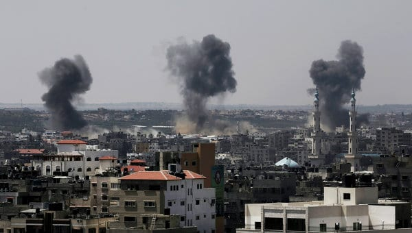 Israel Palestinians Agree to Ceasefire