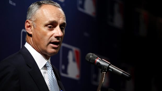 Rob Manfred Is New MLB Commissioner