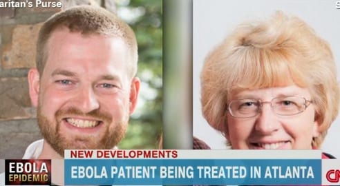 Will Experimental Serum Save Second American Infected With Ebola Virus VIDEO