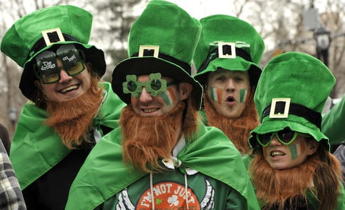 LGBT group to march in NYC's St. Patrick's Day Parade