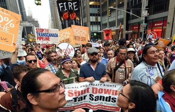More Than 300K Join Peoples Climate March in NYC