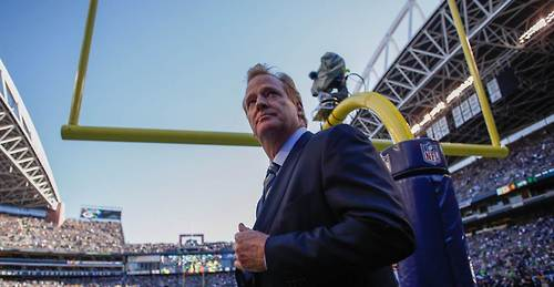 Poll Fans say NFL news hasn't impacted football viewing