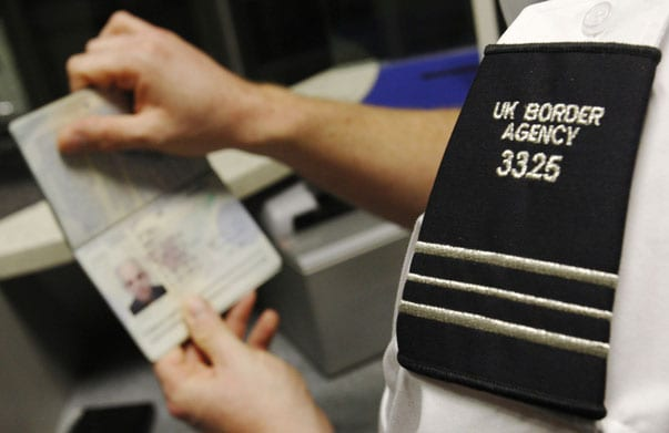 UK PM Police need power to seize passports of would be jihad suspects VIDEO