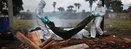 US to dispatch 3000 personnel to West Africa to combat Ebola