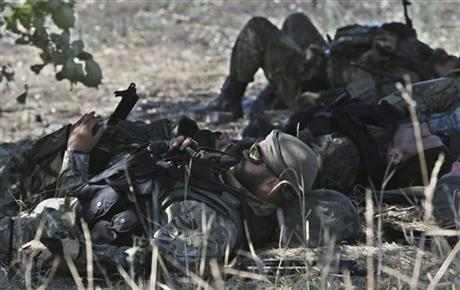 Ukraine and pro Russian rebels agree to ceasefire