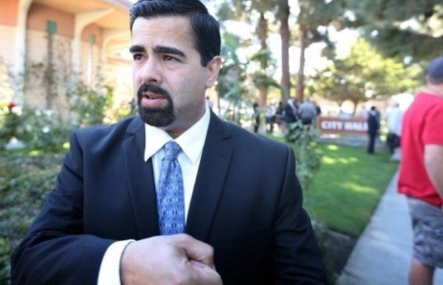Mayor of California Town Shot to Death