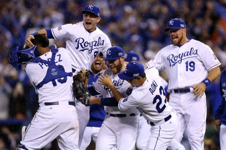 Royals Go to World Series After 26 Years