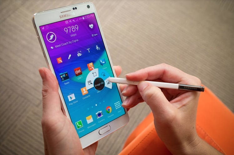 Samsung Galaxy Note 4 Latest Phablet Released