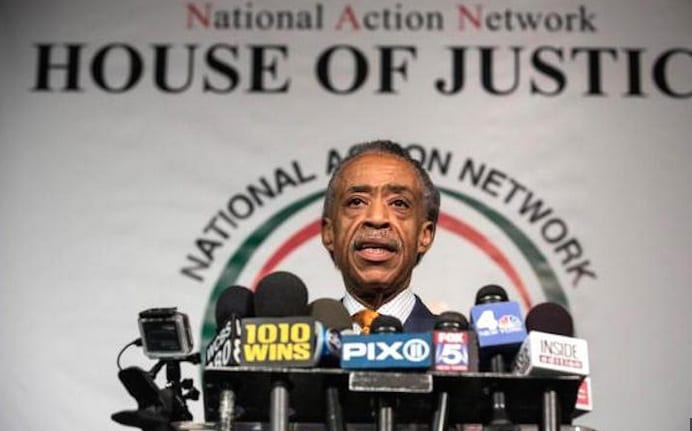 Al Sharpton Owes More than 4 Million in