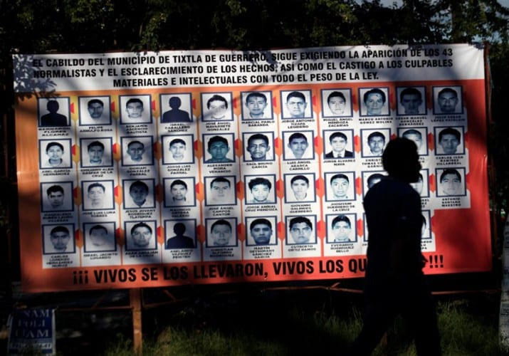 Harrowing Details Of Slaughtered Students 43 Abductions As Orchestrated By Mayor's Wife In Mexico