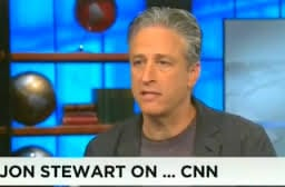 Jon Stewart to CNN You're Like Chucky the Doll Watch Out for Bad Chucky