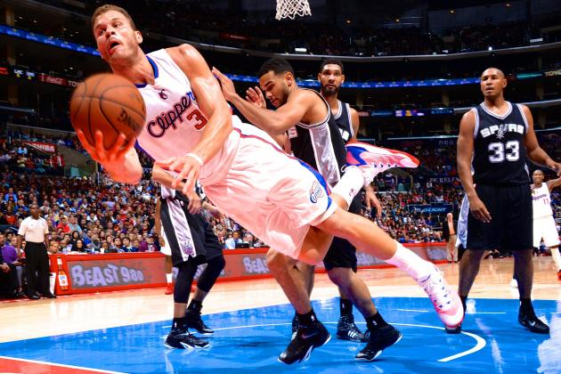 Los Angeles Clipper Blake Griffin Charged in Battery