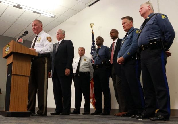 Missouri Gov. Jay Nixon announced that the National Guard is part of a contingency plan when the Ferguson grand jury decision is reached. The grand jury is expected to complete their work in the Michael Brown shooting case this month.