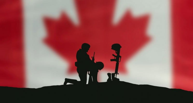 Remembrance Day marked as veterans groups rail against government