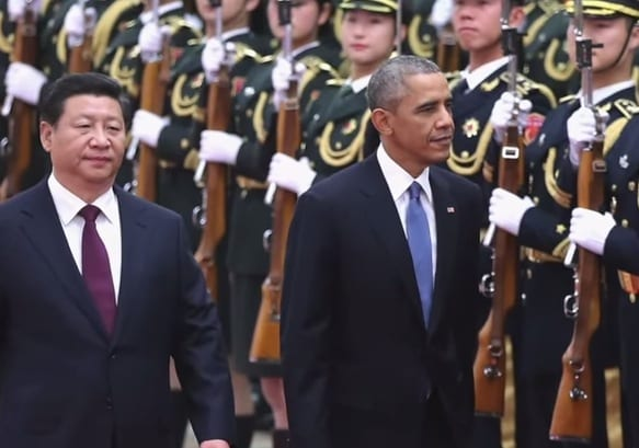 U.S. China Come To Terms On Historic Climate Change Deal