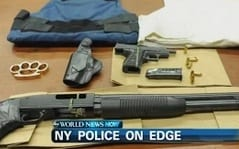 NYPD Arrest 2 Men for Police Threats