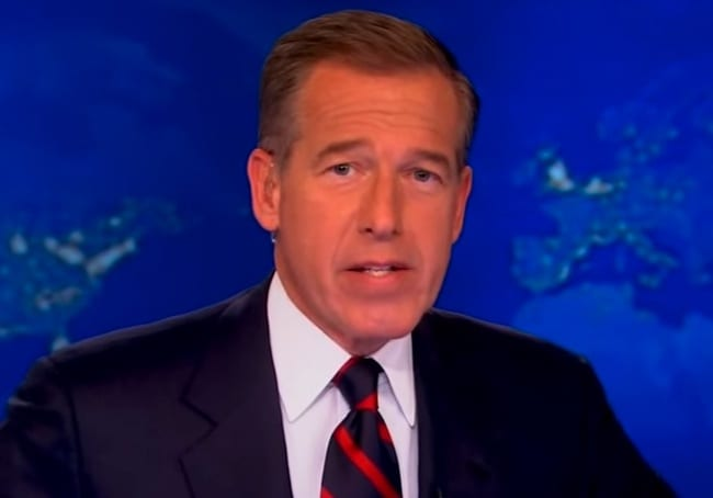 Brian Williams Retracts War Story VIDEO