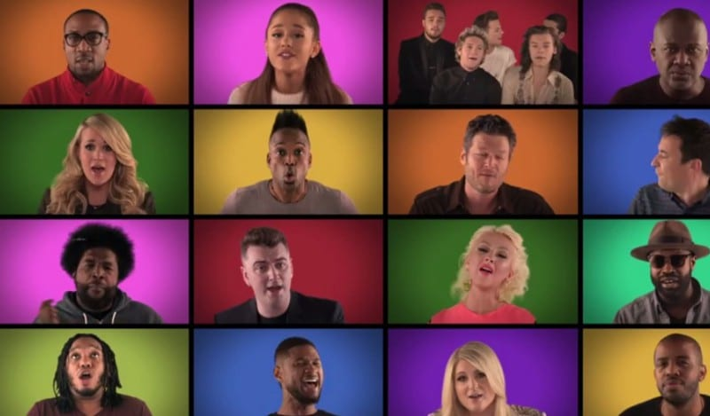 Jimmy Fallon We Are the Champions VIDEO