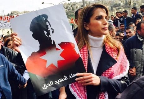 Thousands march in Jordan against Islamic State VIDEO