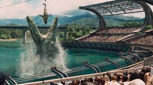 Watch The New Trailer For Jurassic World Shown In Super Bowl