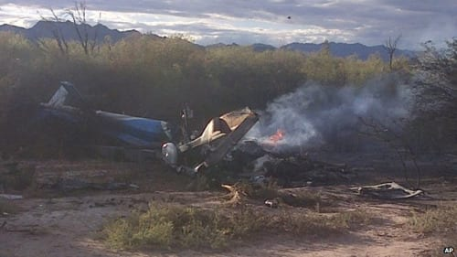 3 French Olympic athletes among 10 killed in Argentina helicopter crash VIDEO