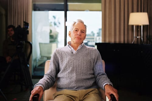 Real estate mogul Robert Durst says he 'killed them all'