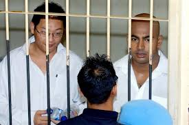 'Bali Nine' death row inmates see families for last time VIDEO