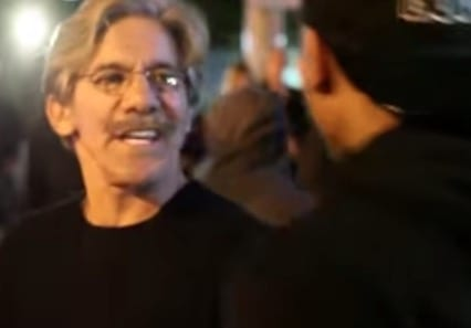 Geraldo confronted about Fox News coverage of Baltimore