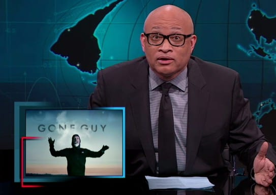 Watch Nightly Show Coverage Of The Gone Guy VIDEO