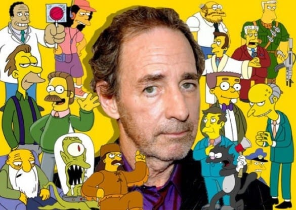 'Simpsons' Fires Harry Shearer The Voice Of Mr. Burns Flanders