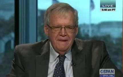 Dennis Hastert Received A Strange Call While On C SPAN