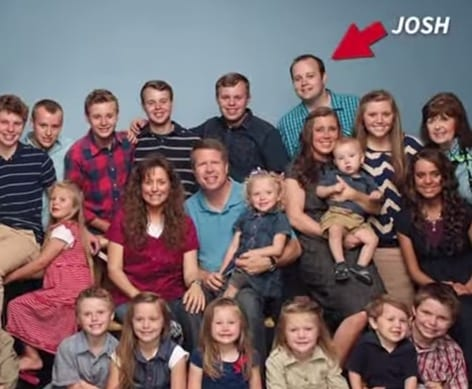 Duggar Son Allegedly Admitted to Sexually Molesting Minor Girls Including Sisters