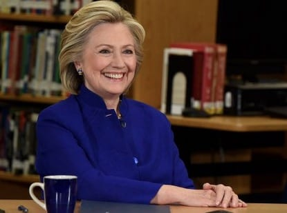 Hillary Clinton Slams Republicans On Immigration Reform VIDEO