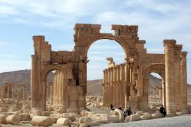 Islamic State takes control of ancient Palmyra VIDEO