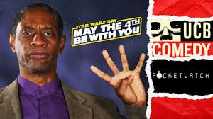 May the 4th Be With You Star Trek Tim Russ Explains Star Wars Day VIDEO