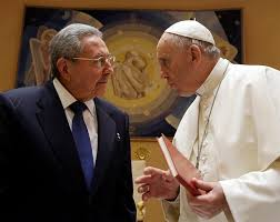 Raul Castro Says Pope Inspiring Him To Return To Church VIDEO