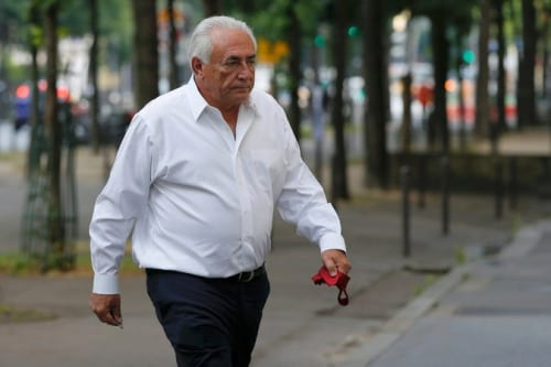 Dominique Strauss Kahn Acquitted of Pimping Charges