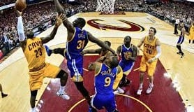 Golden State Warriors Beat Cleveland Cavaliers to Lead Series 3 2 VIDEO