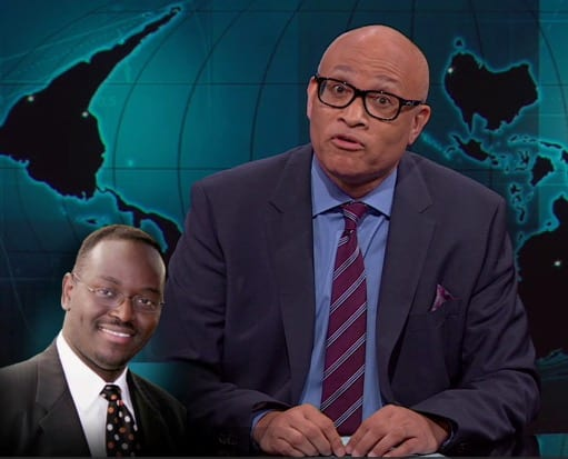 Larry Wilmore On The Charleston Church Shooting VIDEO