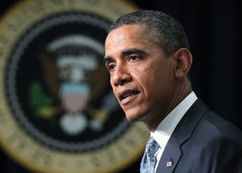 Obama Signs NSA Limits Into Law VIDEO