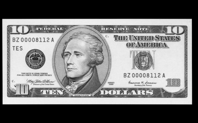 Woman to Replace Hamilton on 10 Bill