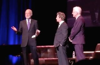 Letterman Pops Out of Retirement to Roast Trump with a Top 10 List