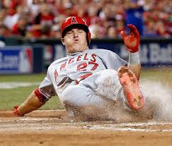 MLB Trout Leads AL to All Star GameVictory
