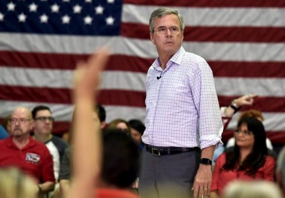 Jeb Meets with Black Lives Matter Reps