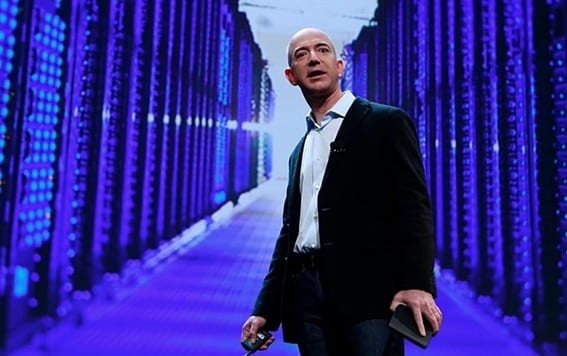 Jeff Bezos Defends Amazon After NYTReport