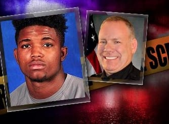 Texas officer who fatally shot Christian Taylor is fired VIDEO1