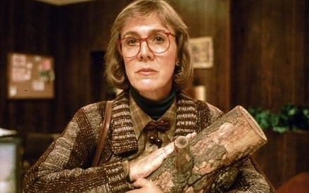 Catherine Coulson the Log Lady on 'Twin Peaks' dies at 71