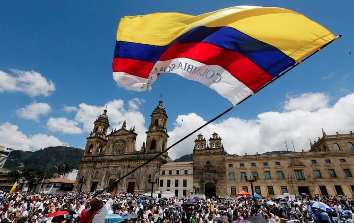 FARC Rebels and Colombia Reach Peace Deal VIDEO