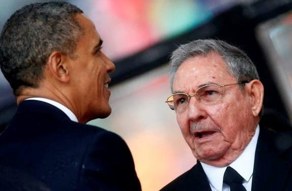 Obama to meet with Raul Castro at United Nations VIDEO